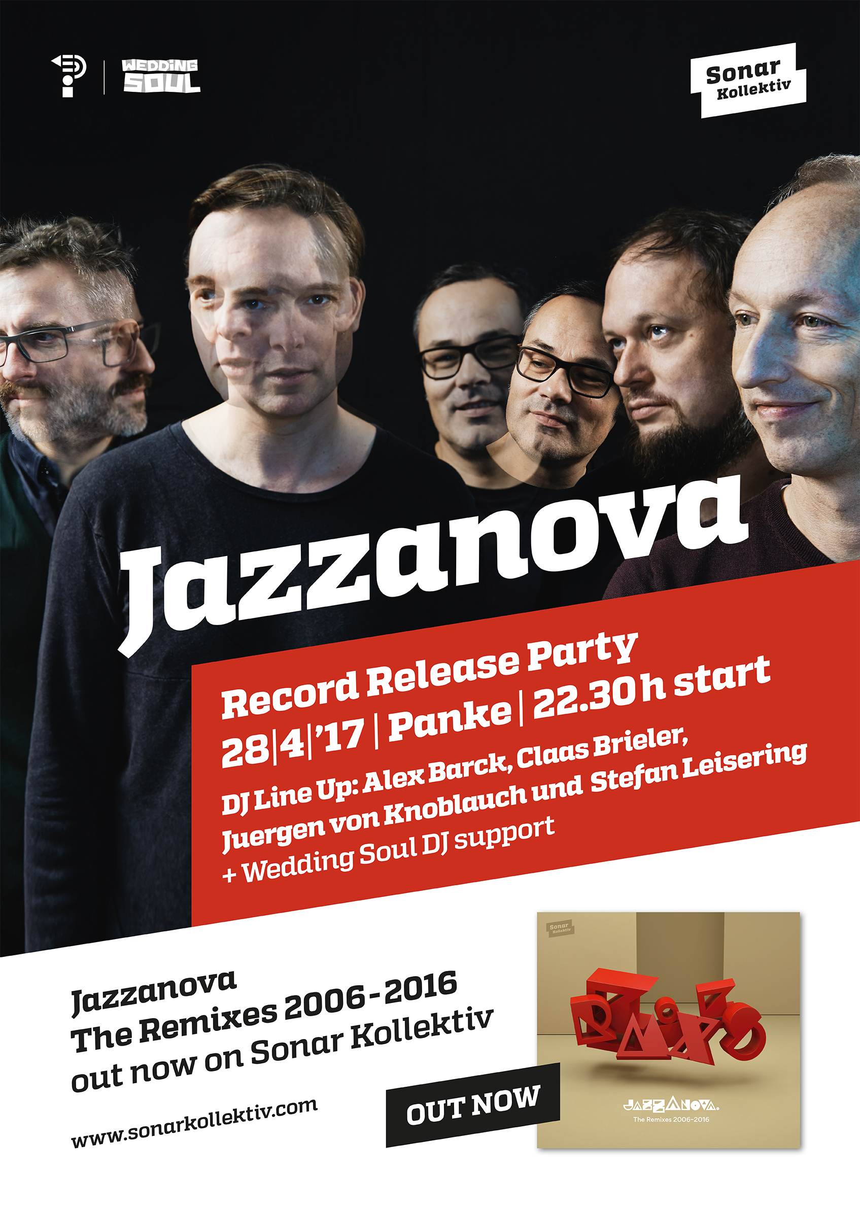 Jazzanova DJ Night - Record Release \