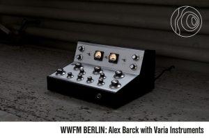 Varia Instruments Radio